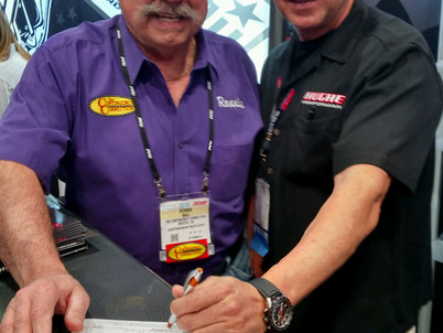 SCE, Brisk USA Spark Plugs & Hughes sign with Contingency Connection