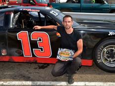 Lonesome Pine Raceway Racer Rewards Winner Bryan Young