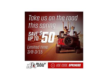 Bully Dog Spring Special