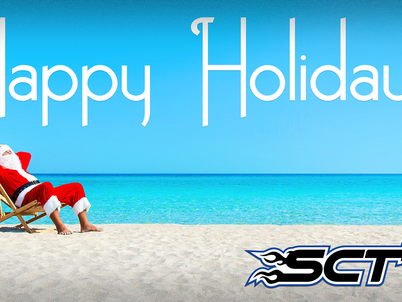 Warm Wishes This Holiday Season from SCT Performance!