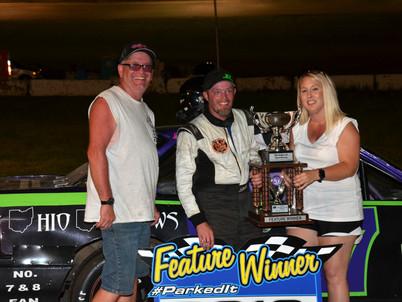 Hoelscher, Stapleton took wins at Shadybowl Speedway