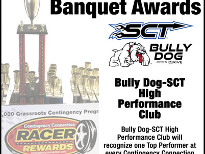 Banquet Bonus: Bully Dog-SCT Top Performer