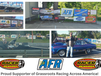 Air Flow Research: Proud Supporter of Grassroots Racing!