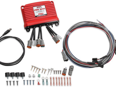 MSD Releases Pro Mag A/Fuel Power Grid Controllers and Replacement Parts & Harnesses