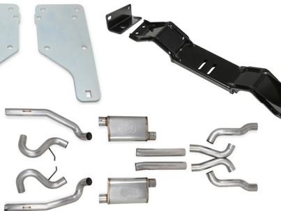 Hooker BlackHeart Releases 1994-2004 Ford Mustang LS Swap Kits