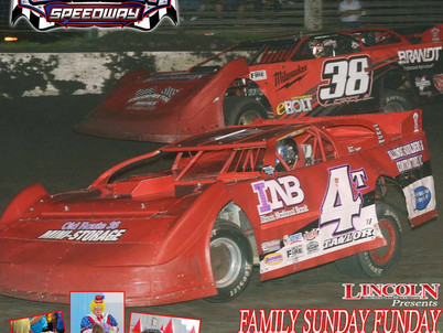 Family Sunday FUNday on tap for Lincoln Speedway July 22