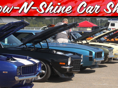 Show-N-Shine Car Show Sept. 21-22 at Memphis International Raceway