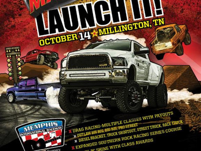 Spyder OffRoad Performance Truck Mania! Memphis International Speedway