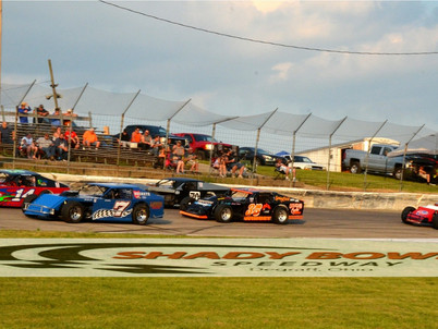 Shady Bowl honors former drivers with Blackford Memorial