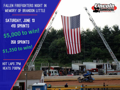 Racing returns to Macon and Lincoln speedways this weekend
