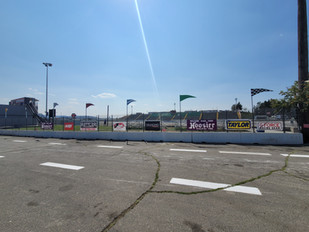 Banners at the Track - Stateline Speedway