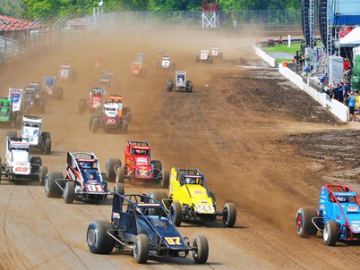Bettenhausen 100 Refires on the dirt Sunday in Springfield
