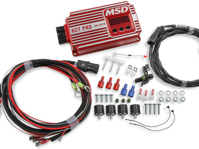 MSD 6CT Pro Circle Track Ignition