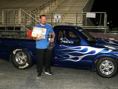 Racer Rewards Winner: World Wide Technology Raceway