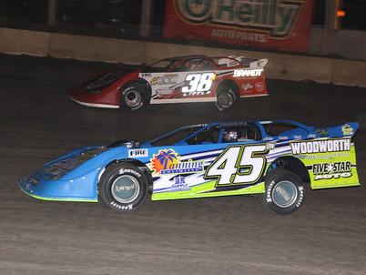 Sprint Cars & Vintage Racing Headlines 7 Division Show Aug.  At Lincoln Speedway Bonus Lap Money