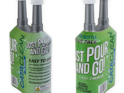 CataClean releases 16-oz. twin packs for gasoline engines