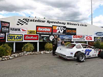 Stateline Speedway Racer Rewards Winners