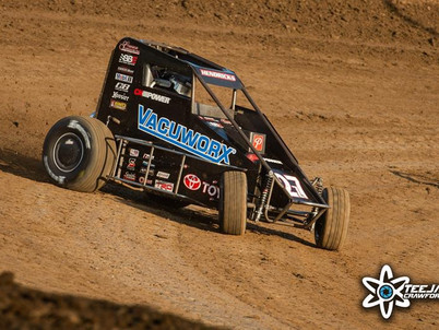 Hendricks endures tough weekend in Missouri