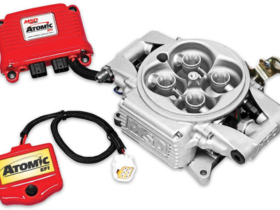 MSD Atomic EFI Now Available!
