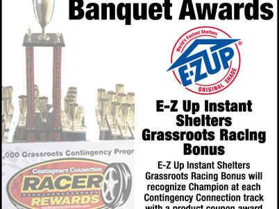 Banquet Bonus: E-Z Up Instant Shelters