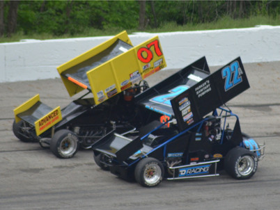 Vroom and Boom at Shady Bowl Speedway July 4th