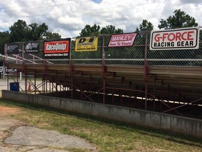 Greer Speedway Highlights sponsors