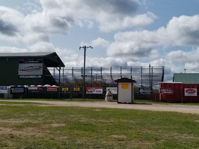 Kinross Speedpark Loves Contingency Connection Sponsors