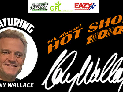 Kenny Wallace to compete at Hot Shoe 100 at Kinross Speedpark