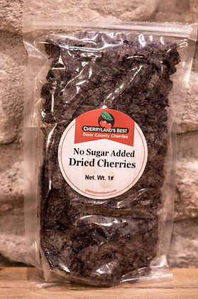 Dried Cherries No Sugar Added