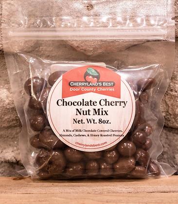Chocolate Cherry Nut Mix