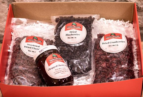 Berry Merry Christmas Gift Box