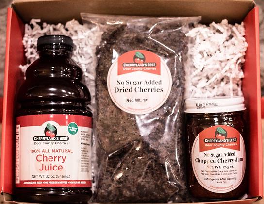 Healthy Holidays Gift Box