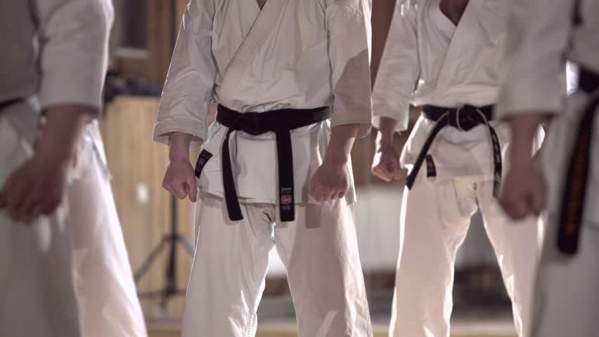 Black Belt Instructors