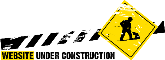 website under condstruction