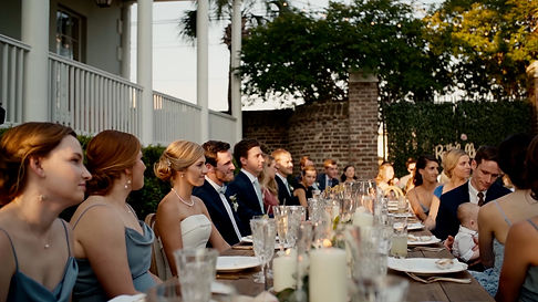 South Carolina Wedding Videographer