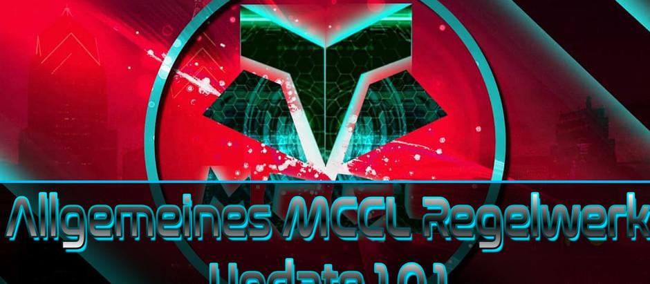 MCCL Regelwerk Update 1.0.1