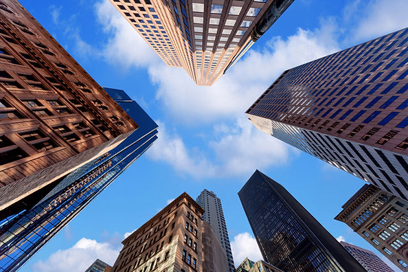 Skyscrapers Downtown