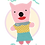 Thumbnail: Wanda Petunia Plush Toy