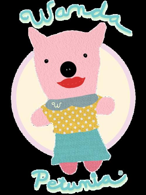Wanda Petunia Plush Toy