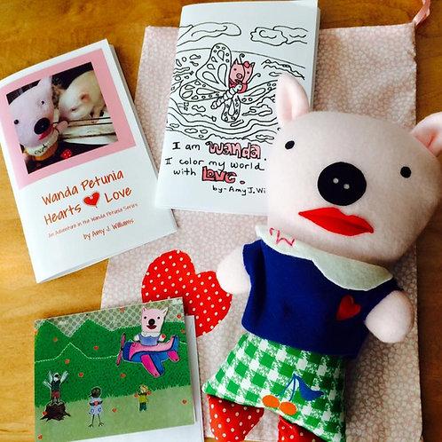 Wanda Petunia Love Package
