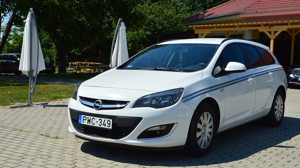 OPEL ASTRA J Sports Tourer 1.7 CDTI EcoFLEX Start-Stop Selection AFAS.SZKONYV.