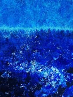 Immersion 76 x 56 cm Salt water etching