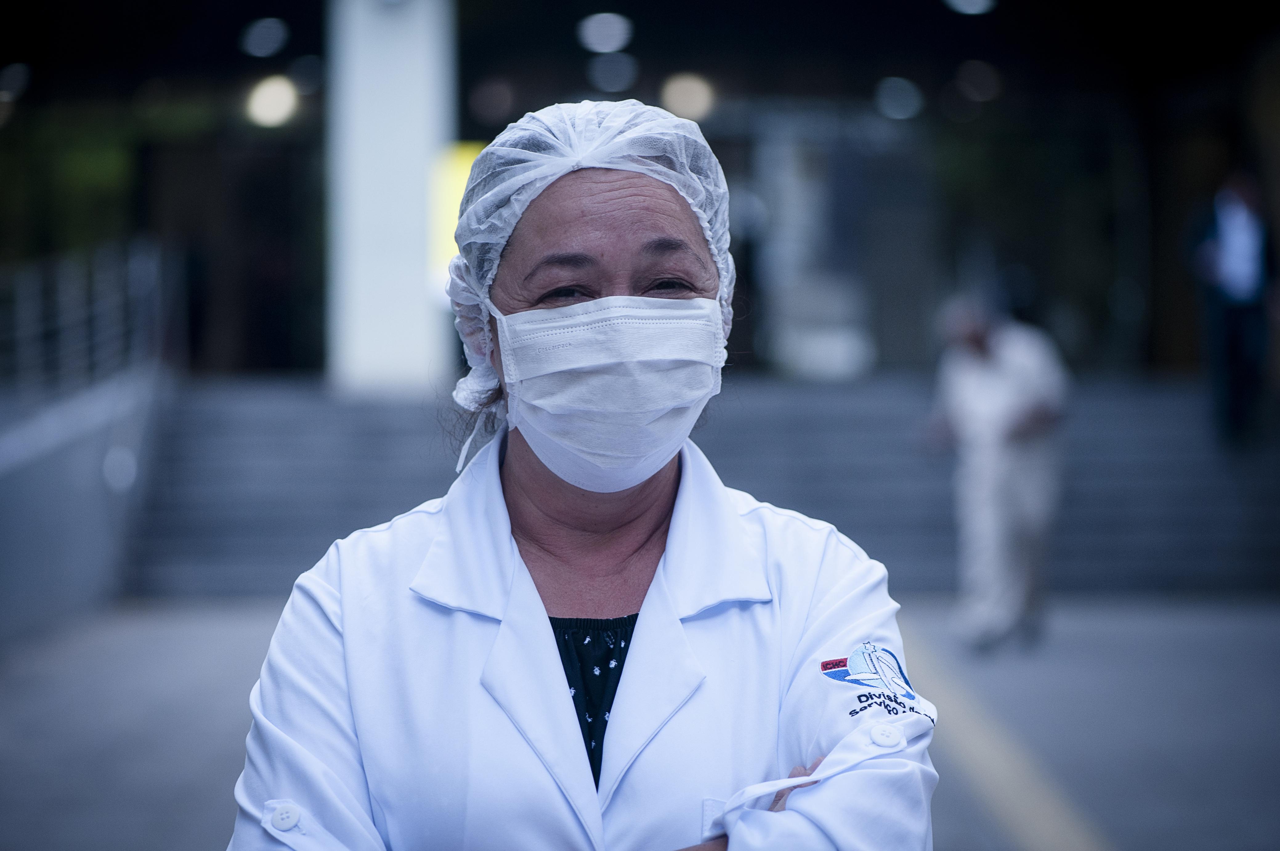 Regina Vitar enfermeira