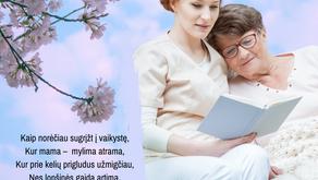 """Deivina Orchidė   """"SUGRĮŽIMAS PAS MAMĄ"""""""