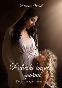 moteris, angelas palieski angelo sparnu
