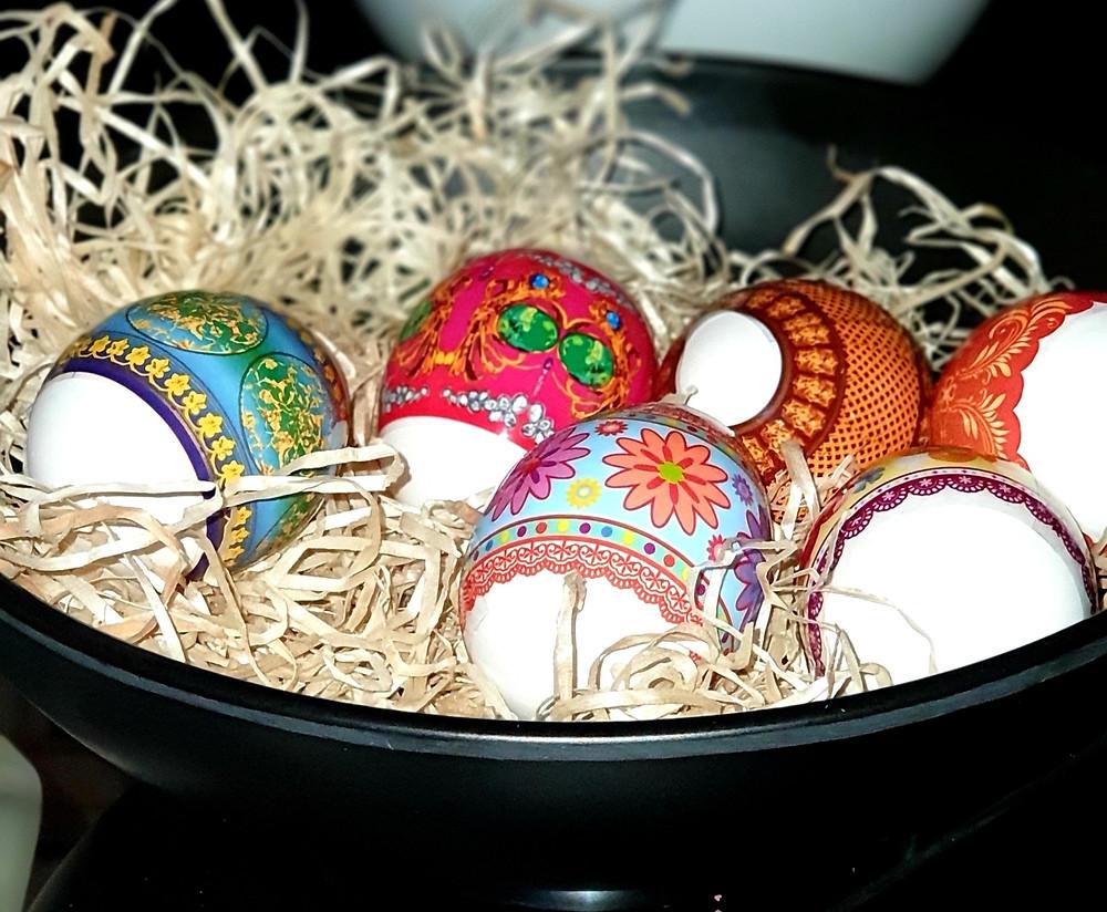 margučiai, kiaušiniai, velykos