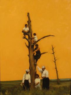 Dead Tree & Climbers