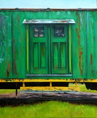 Green Door #2