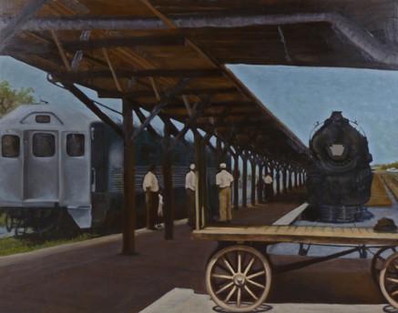 Vintage Train Series: Last Steam Engine