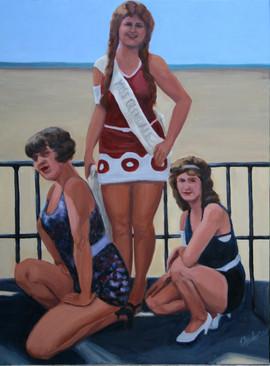 Beach Trio #2